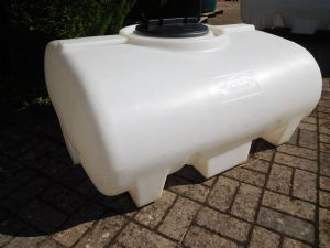 500 Litre Horizontal Transportable Water Tank